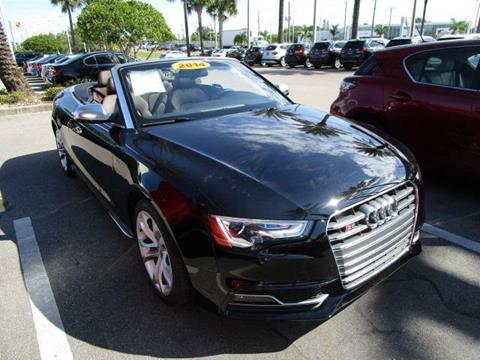 2014 Audi S5 for sale in Largo, FL
