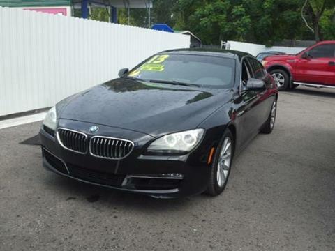 2013 BMW 6 Series for sale in Largo, FL