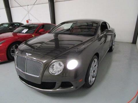 2013 Bentley Continental for sale in Largo, FL