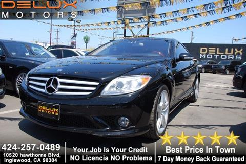 2009 Mercedes-Benz CL-Class for sale in Inglewood, CA