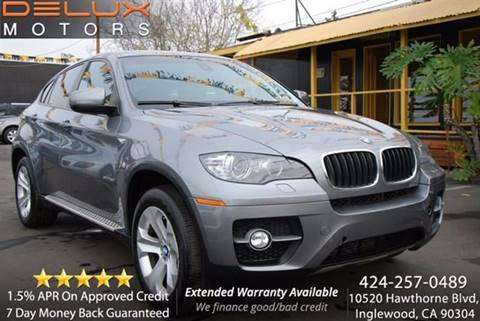 2010 BMW X6 for sale in Inglewood, CA