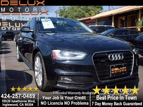 2014 Audi A4 for sale in Inglewood, CA