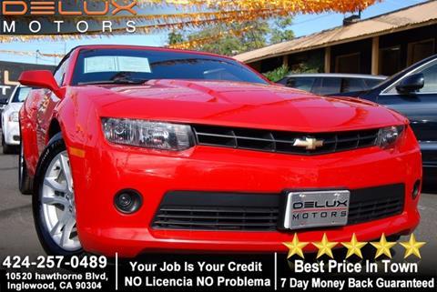 2014 Chevrolet Camaro for sale in Inglewood, CA