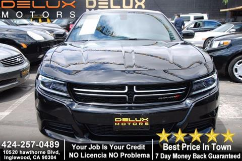 2015 Dodge Charger for sale in Inglewood, CA