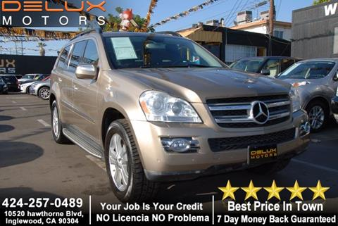 2009 Mercedes-Benz GL-Class for sale in Inglewood, CA