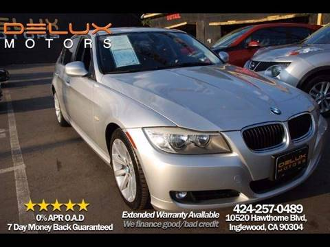 2011 BMW 3 Series for sale in Inglewood, CA