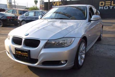 2011 BMW 3 Series for sale at Delux Motors in Inglewood CA