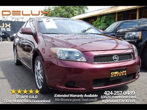 2006 Scion tC for sale at Delux Motors in Inglewood CA