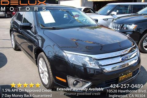 2011 Ford Fusion for sale in Inglewood, CA