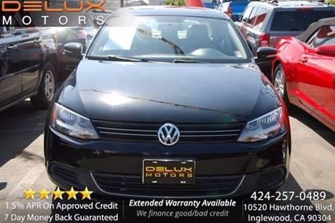 2013 Volkswagen Jetta for sale in Inglewood, CA