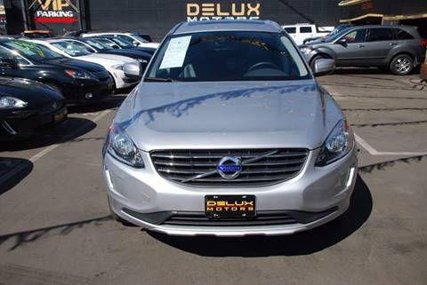 2014 Volvo XC60 for sale at Delux Motors in Inglewood CA