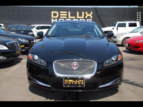 2015 Jaguar XF for sale at Delux Motors in Inglewood CA
