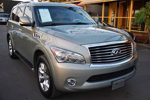 2011 Infiniti QX56 for sale in Inglewood, CA
