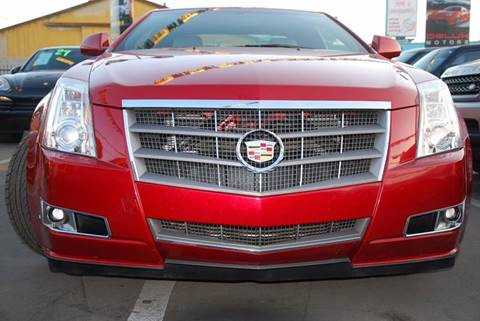 2011 Cadillac CTS for sale at Delux Motors in Inglewood CA