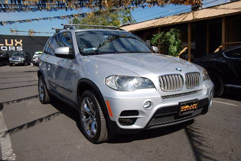 2011 BMW X5 for sale at Delux Motors in Inglewood CA