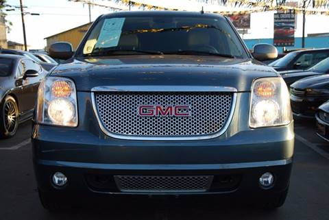 2007 GMC Yukon for sale at Delux Motors in Inglewood CA