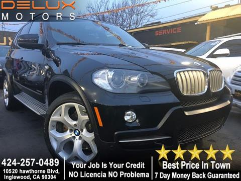 Used 2010 bmw x5 for sale in california for Delux motors inglewood ca