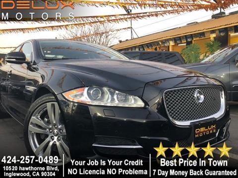 2011 Jaguar Xjl For Sale Carsforsale Com