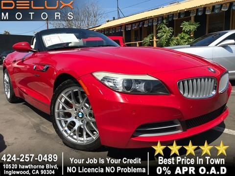 2010 BMW Z4 For Sale - Carsforsale.com