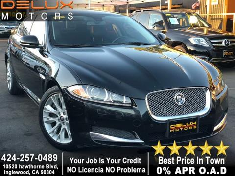 2013 Jaguar XF For Sale In Inglewood, CA