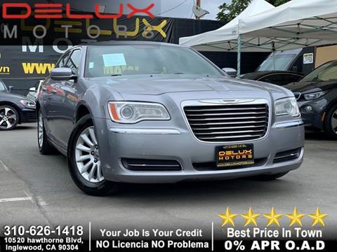 2013 Chrysler 300 for sale in Inglewood, CA