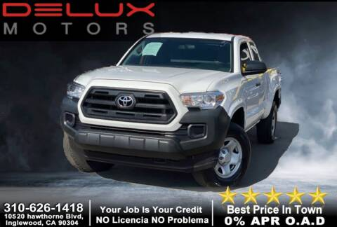 2017 Toyota Tacoma for sale in Inglewood, CA