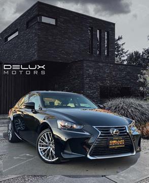 2017 Lexus IS 200t for sale in Inglewood, CA
