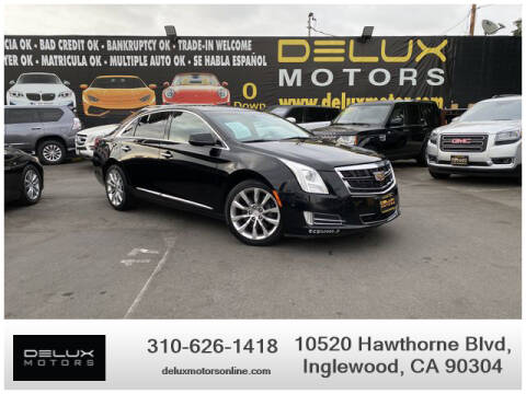 2017 Cadillac XTS for sale at Delux Motors in Inglewood CA