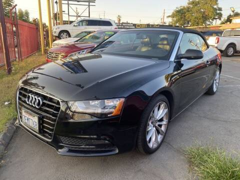 2014 Audi A5 for sale at Delux Motors in Inglewood CA