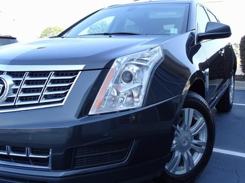2016 Cadillac SRX for sale in Morrow, GA