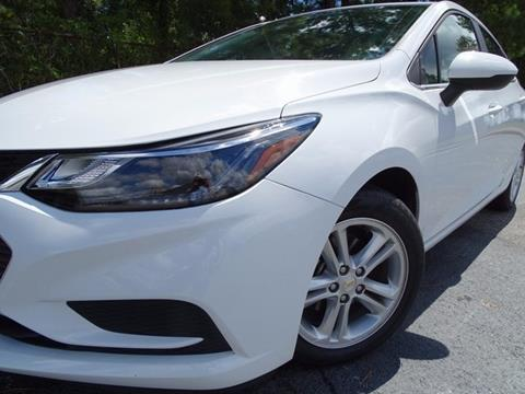 2017 Chevrolet Cruze for sale in Morrow, GA