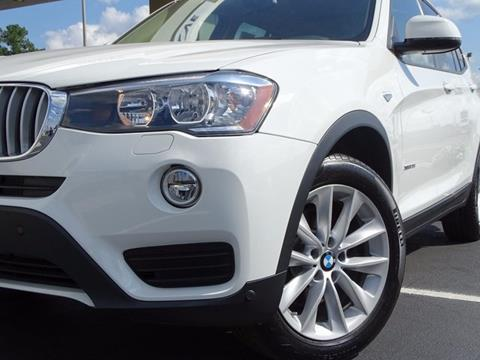 2017 BMW X3 for sale in Morrow, GA