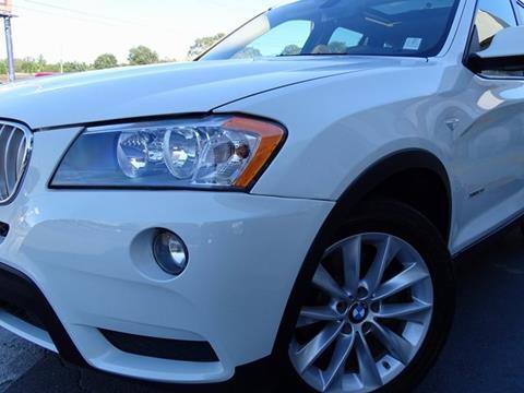 2014 BMW X3 for sale in Morrow, GA