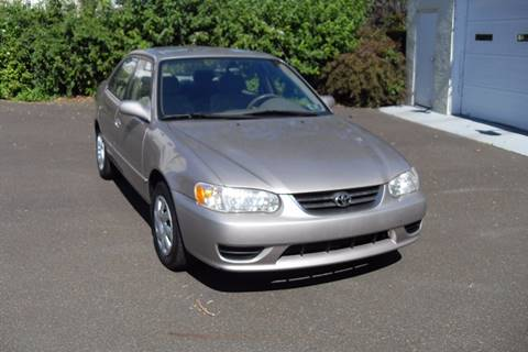 2001 Toyota Corolla for sale in Rockledge, PA