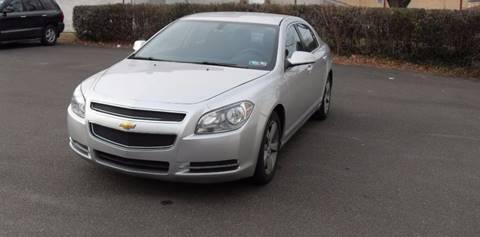 2011 Chevrolet Malibu for sale in Rockledge, PA