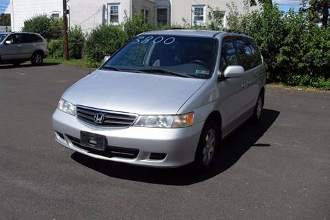 2002 Honda Odyssey for sale in Rockledge, PA