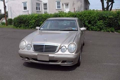 2000 Mercedes-Benz E-Class for sale in Rockledge, PA