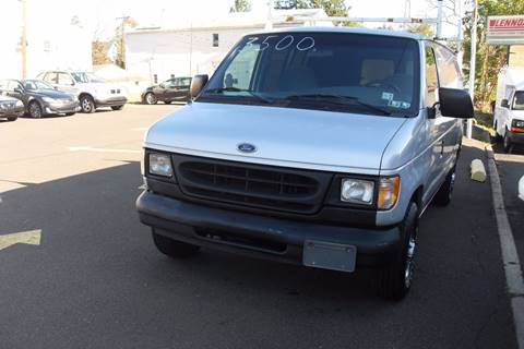 2000 Ford E-150 for sale in Rockledge, PA