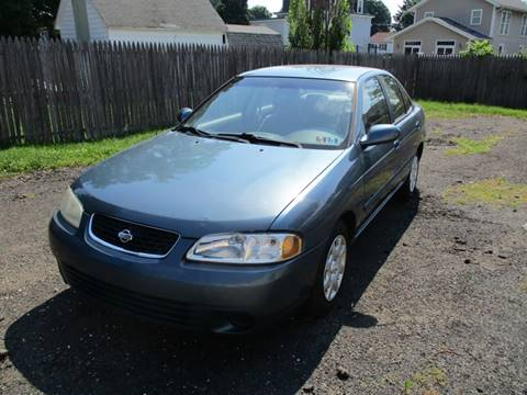 2002 Nissan Sentra for sale in Rockledge, PA