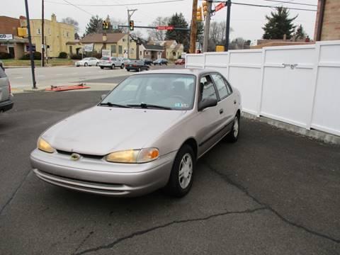 2000 Chevrolet Prizm for sale in Rockledge, PA