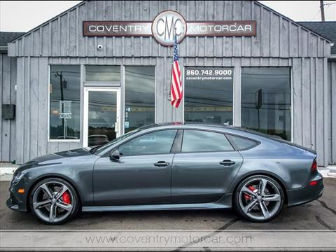 2014 Audi RS 7 for sale in Coventry, CT