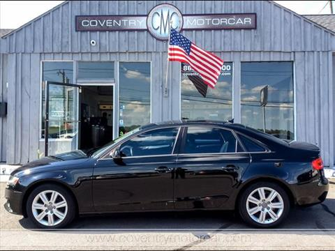 2010 Audi A4 for sale in Coventry, CT