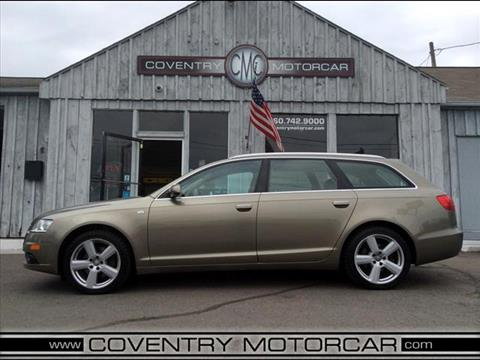 2008 Audi A6 for sale in Coventry, CT
