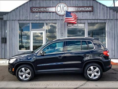 2010 Volkswagen Tiguan for sale in Coventry, CT