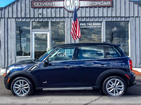 2015 MINI Countryman for sale in Coventry, CT
