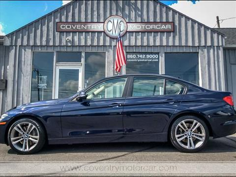 2013 BMW 3 Series for sale in Coventry, CT