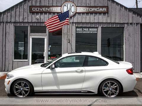 2014 BMW 2 Series for sale in Coventry, CT