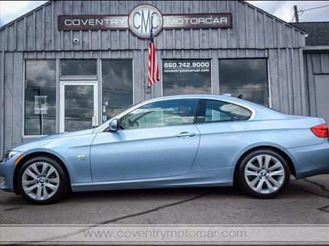 2012 BMW 3 Series for sale in Coventry, CT