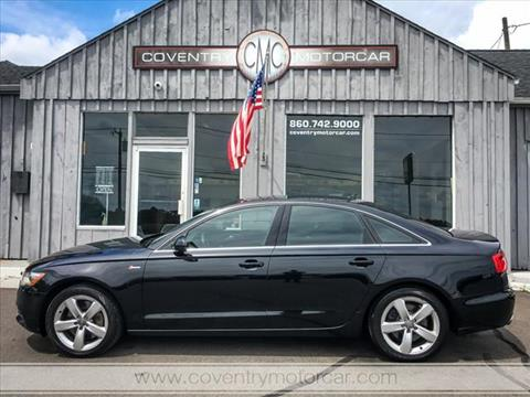 2012 Audi A6 for sale in Coventry, CT
