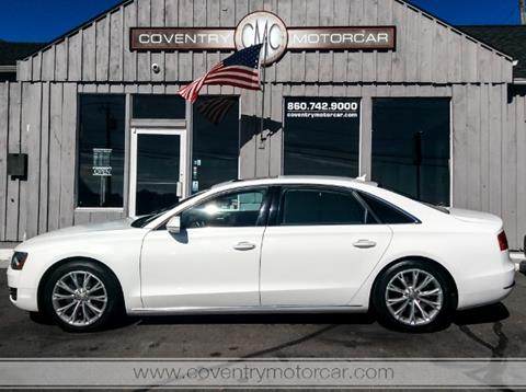 2011 Audi A8 L for sale in Coventry, CT